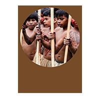 Logo do Projeto Aldeias Sustentáveis